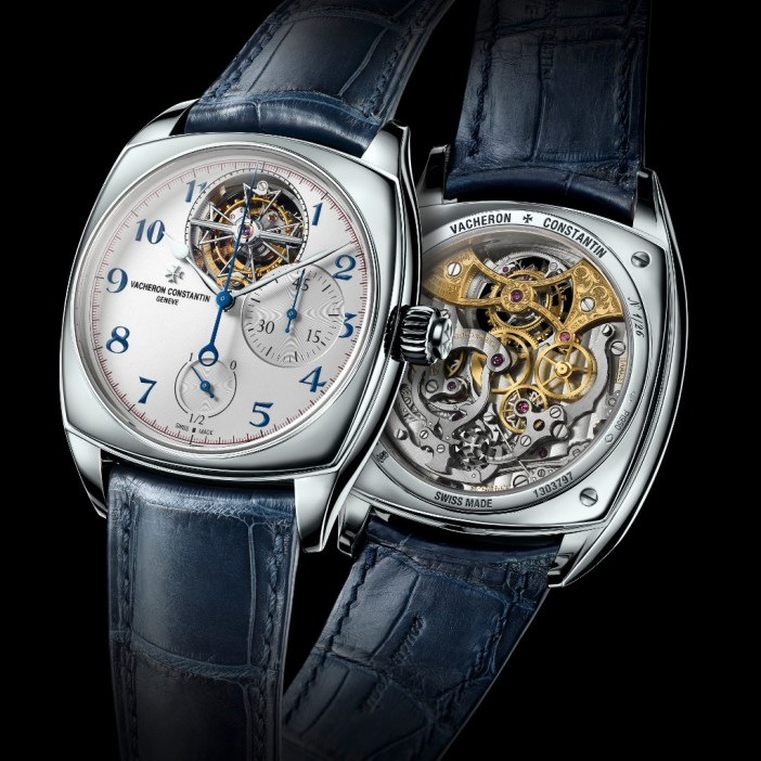The Vacheron Constantin Harmony Tourbillon Chronograph.