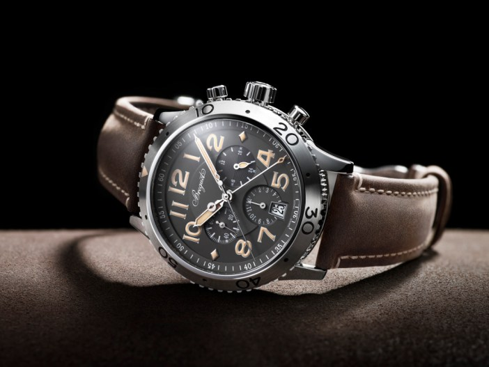 The Breguet Type XXI 3813, a piece unique for this year's Only Watch.