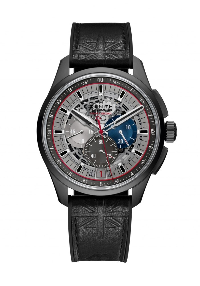 "The Zenith El Primero ""Lightweight"" Tribute to the Rolling Stones."