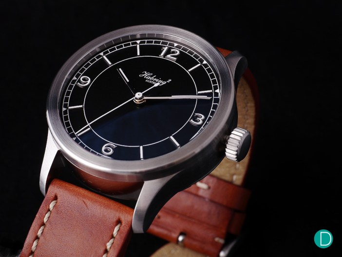 "The Habring² Jumping Second Pilot was the winning entry to the Grand Prix d'Horlogerie de Genève in the category ""La Petite Aiguille""."