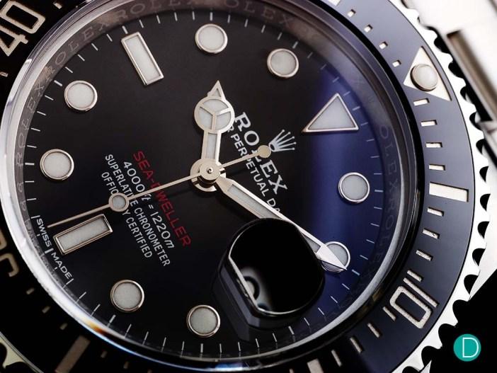 Rolex Sea-Dweller Ref. 12660.