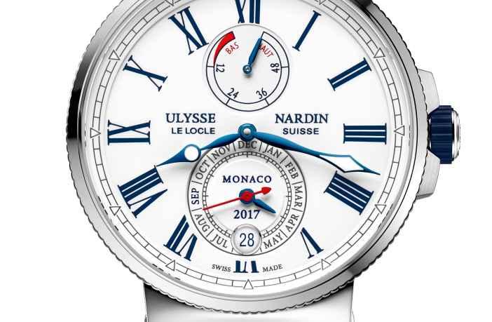 The Ulysse Nardin Marine Chronometer