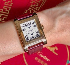 Cartier Tank à Vis and Santos Galbee: why I bought both!