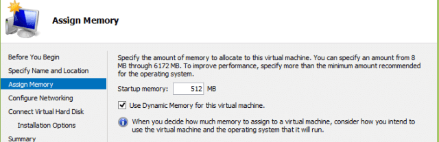 Hyper-V Lab on Windows 8