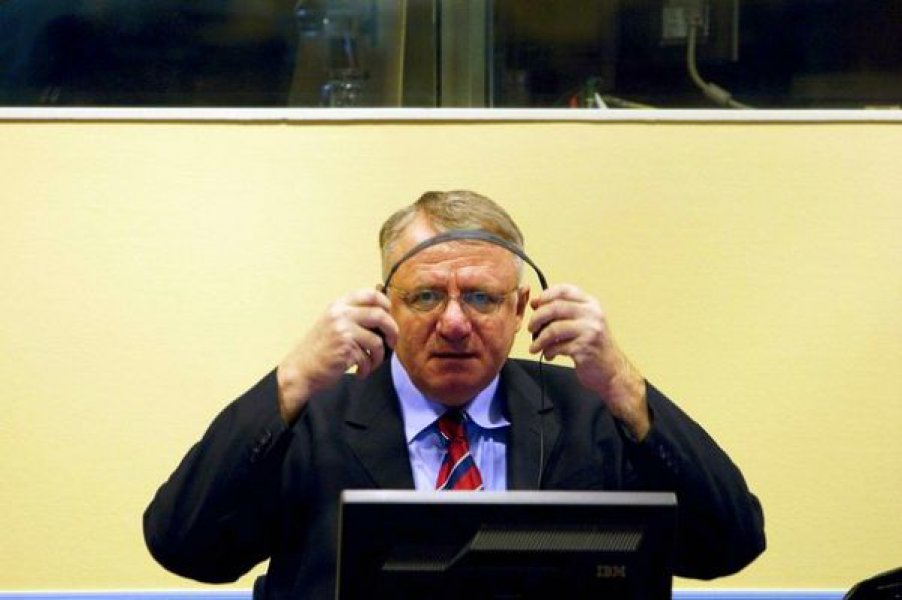 Vojislav Šešelj; foto: Reuters