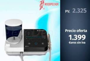 Sistema de tratamiento periodontal ultrasonidos Woodpecker