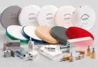 Material dental para laboratorios de prótesis y ortodoncia