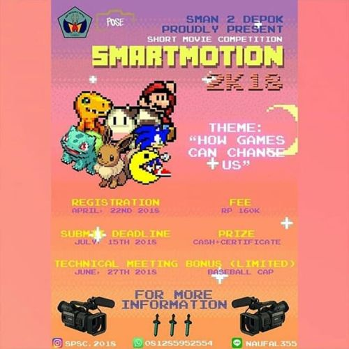 SMARTMOTION - SMADA Short Movie Competition