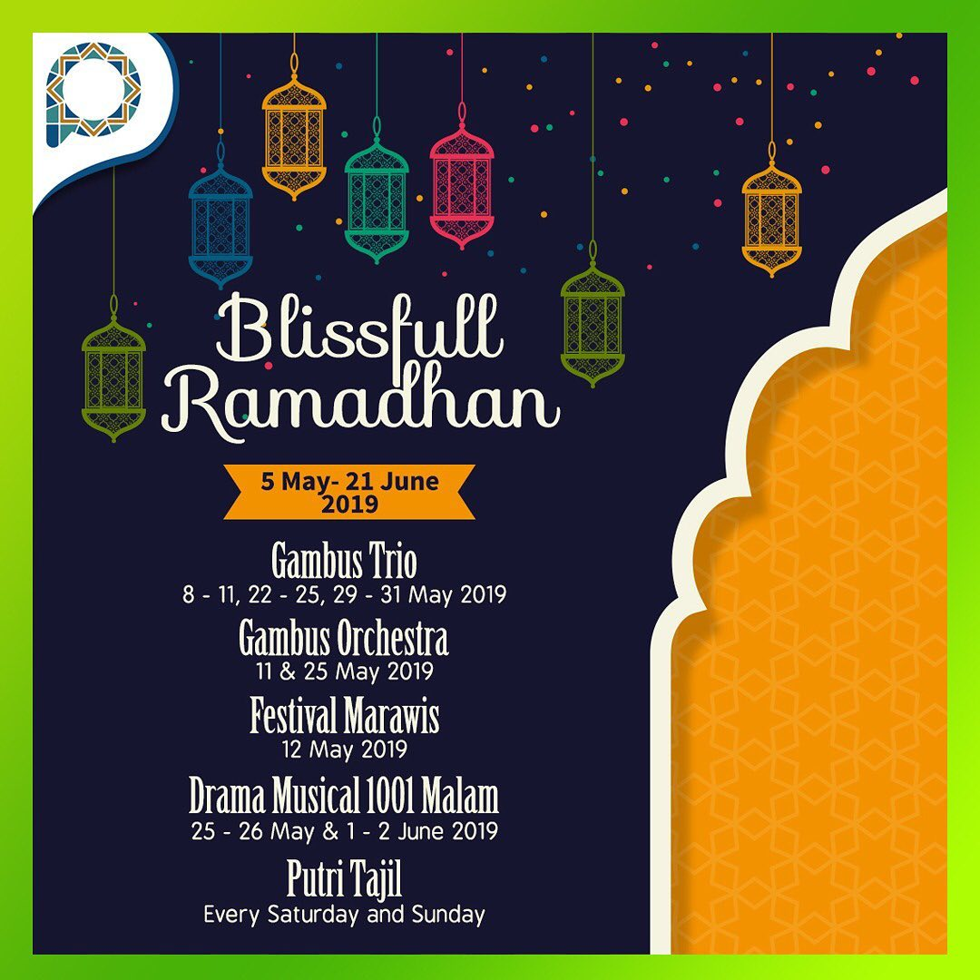 Blissfull Ramadhan