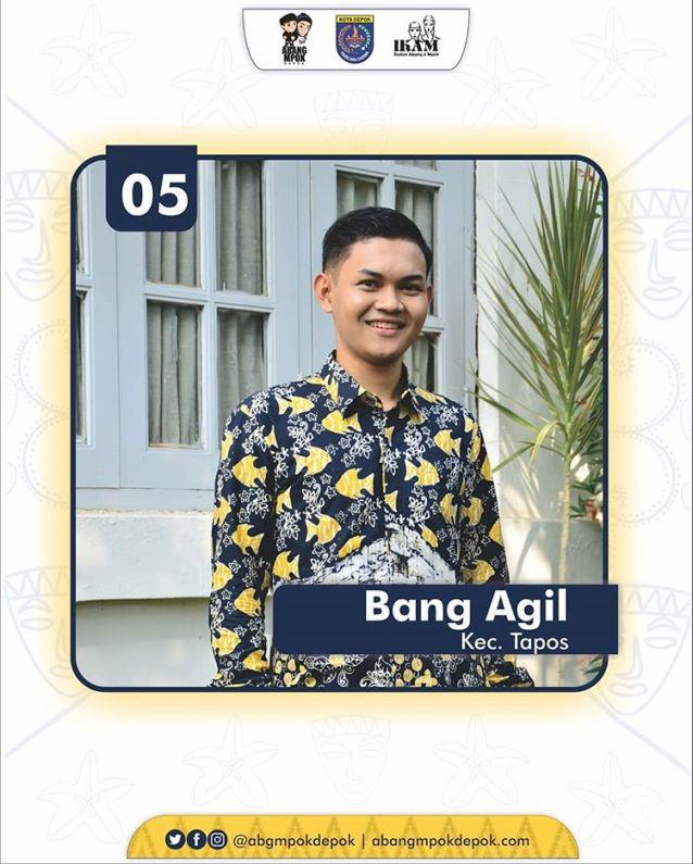 05 Finalis Abang Depok 2019 Tri Agil Munawar