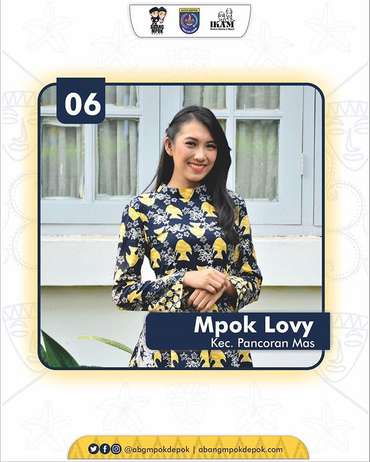 06 Finalis Mpok Depok 2019 Lovyonda Putri