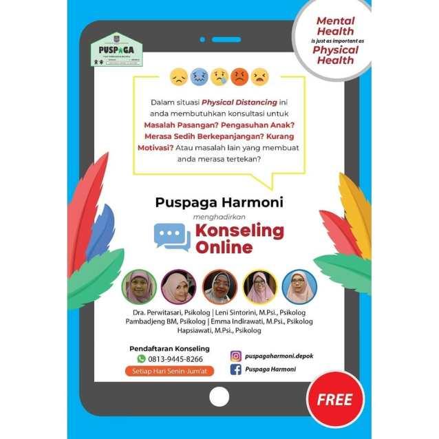 Puspaga Harmoni Konseling Online Free