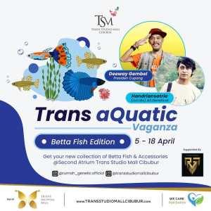 Trans aQuatic Vaganza di Trans Studio Mall Cibubur Depok