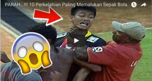 Lucunya Sepak Bola Indonesia