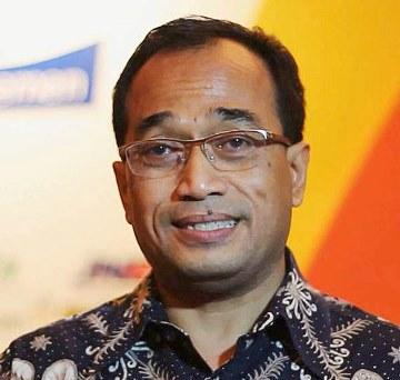 Budi Karya Sumadi, Menteri Perhubungan.