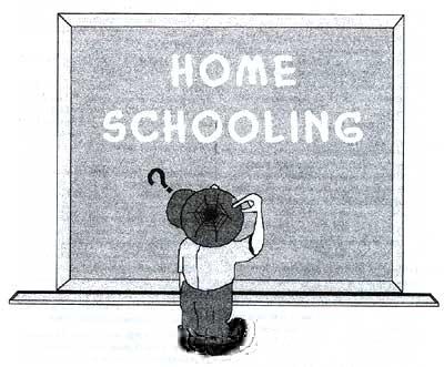 Ada 6 homeschooling yang sudah terdaftar di Kota Depok.