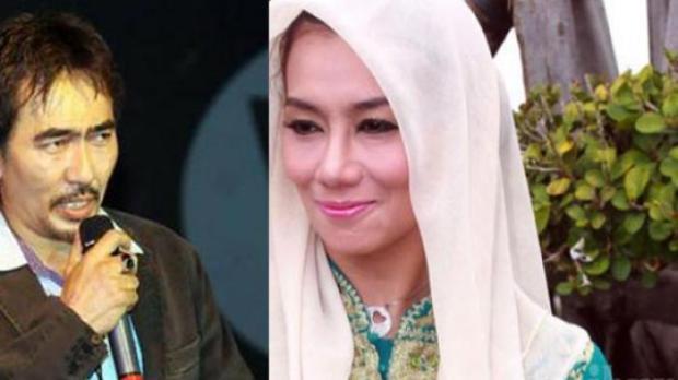 Penyanyi Reza ikut ditangkap bersama AA Gatot di Mataran NTB.