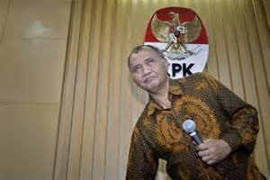 Ketua KPK Agus Rahardo.
