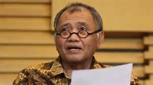 Ketua KPK Agus Rahardjo memberikan keterangan kepada wartawan.