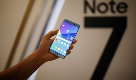 Samsung Galaxi Note 7