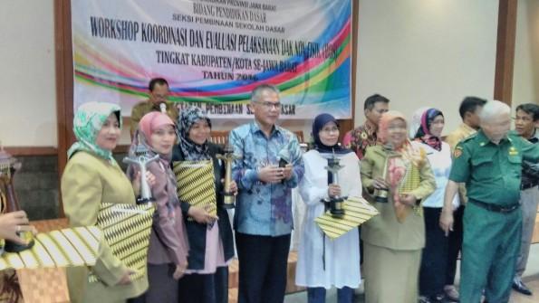 Dua SD di Depok mewakili Jawa Barat pada lomba tingkat nasional.