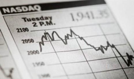 Pasar saham dunia anjlok merespon kebijakan Donald Trump