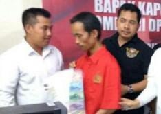 Polisi menyita 40 sertifikat tanah milik Bos KSP Pandawa yang pernah jadi tukang bubur.