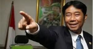 Haji Lulung dipecat dari Ketua PPP DKI Jakarta sekaligus sebagai kader PPP.