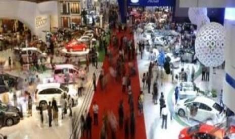 Pameran otomotif 2017 di JIEXPO akan berbalut nuansa Carnival. (ant)