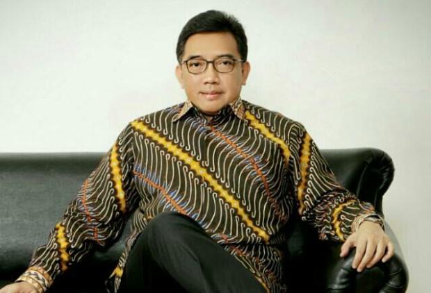Ketua Kadin Jawa Barat, Agung Suryamal Sutisno masuk dalam daftar kandidat calon Gubernur Jawa Barat
