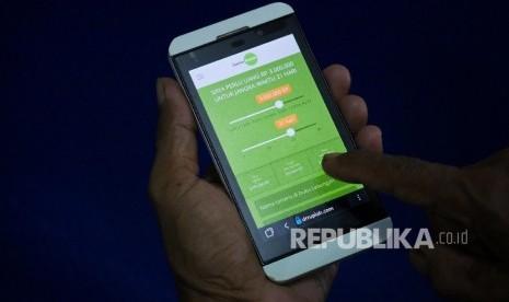 Aplikasi hand charging ponsel, seperti apa?
