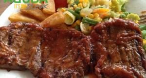 Abuba Steak buka cabang di Jalan Margonda Depok.