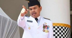 Dedi Mulyadi, Bupati Purwakarta berpeluang jadi Calon Gubernur Jawa Barat.