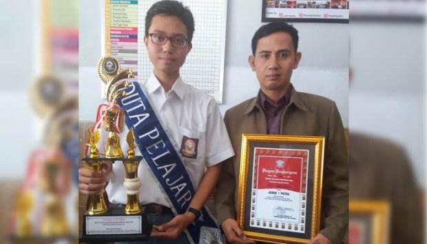 duta pelajar depok yang tampil juara di tingkat Polda Metro Jaya.