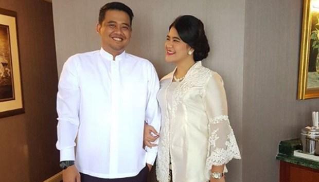 Kahiyang Ayu bersama Bobby Nasution yang akan menikah pada 8 November 2017.