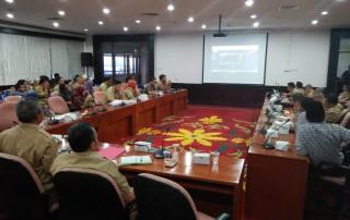 Diskominfo Pemkot Depok terus melakukan sosialisasi aplikasi SIGAP di jajaran Pemkot Depok.