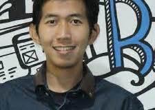 Andreas Senjaya mewakili Asia Tenggara di kejuaraan star up dunia.