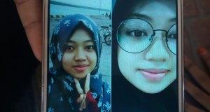 Lutviana alias Vivi, mahasiswi FKM UI dilaporkan hilang sejak awal Oktober 2017