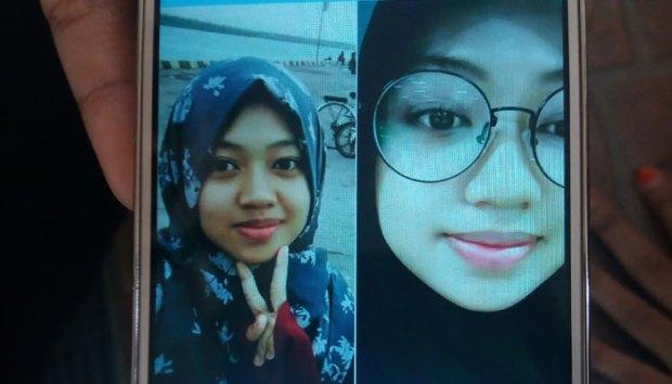 Lutfiana Sari alias Vivi, mahasiswi FKM UI dilaporkan hilang sejak awal Oktober 2017