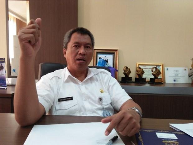 Kepala Dinas Komunikasi dan Informatika (Diskominfo) Pemkot Depok, Sidik Mulyono.