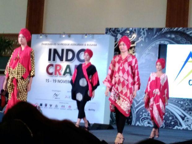 Indonesia Etnik Fashion Week 2017