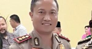 Kapolresta Depok, Didik Sugiarto ketika masih berpangkat AKBP.
