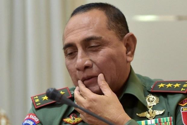 Letjen TNI Edy Rahmayadi