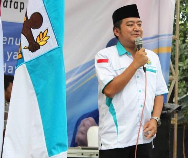 Ketua KNPI Kota Depok periode 2014 - 2017, Dody Riyanto.