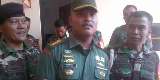 Gusti Aji, sang kolonel gadungan akhirnya ditangkap.
