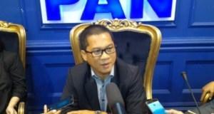 Sekretaris Fraksi PAN, Yandri Susanto.