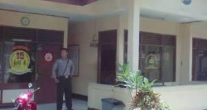 Polsek Pancoran Mas,  Kota Depok.
