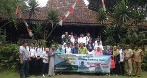 FKH Nusantara mengadakan pertemuan di rumah Joglo Nusantara di Situ Pengasinan,  Sawangan Depok.
