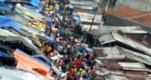 Pasar Kemiri Muka ramai lagi.  Walikota Depok meminta eksekusi terhadap lahan itu ditunda.