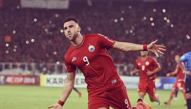 Marko Simic tidak bisa memperkuat tim Persija karena mendapat hukuman dan Komdis PSSI.